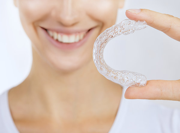 Invisalign Clear Aligners For Straightening Teeth